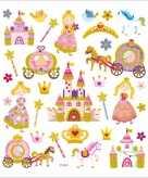 Prinses stickers 32 stuks
