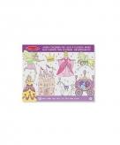 Prinsessen kleurboek voor meisjes 50 blz