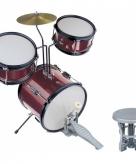 Professionele drumstellen voor kinderen