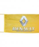 Renault vlag geel 150 x 75 cm