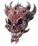Rode duivel masker