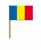 Roemenie zwaaivlaggetjes
