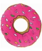 Rond donut kussen 40 cm