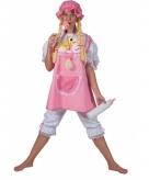 Roze baby kostuum volwassenen