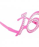 Roze brillen 16 jaar