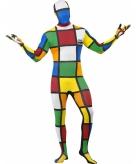 Rubiks kubus second skin pak