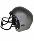 Rugby helmen grijs
