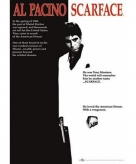 Scarface maxi poster 61 x 91 5 cm
