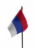 Servie vlaggetje polyester