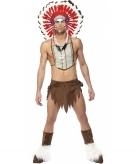 Sexy indianen kostuum voor heren