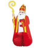Sinterklaas vouwdecoraties 47 cm