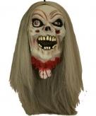 Skelet hoofd horror hang decoratie