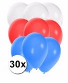 Slowakije ballonnen pakket 30x