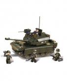 Sluban bouwstenen tank m38 b6500