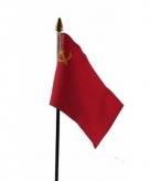 Sovjet unie vlaggetje polyester