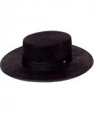 Spaanse hoeden zwart