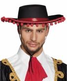 Spaanse matador hoed volwassenen
