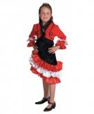 Spaanse meiden jurk