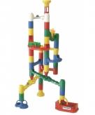 Speelgoed knikkerbaan 46 delen