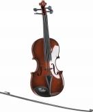 Speelgoed muziekinstrument viool voor kinderen