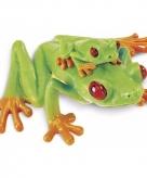 Speelgoed nep boomkikker 7 cm
