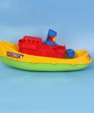 Speelgoed sleepbootje
