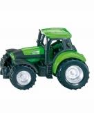 Speelgoedauto siku deutz tractor 7 cm