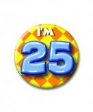 Speldje i am 25