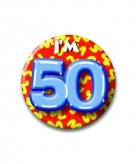 Speldje i am 50