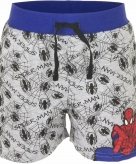 Spiderman shorts grijs voor jongens