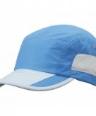 Sportpet blauw grijs voor volwassenen