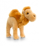 Staande kameel knuffeldier 25cm