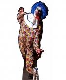 Star cut out enge horror clown