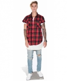 Star cut out justin bieber