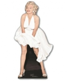 Star cut out marilyn monroe