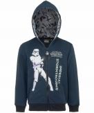 Star wars hooded sweater vest voor jongens 10093292