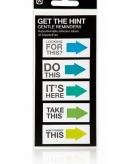 Stickers aardige geheugensteuntjes