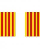 Stoffen vlaggenlijn catalonie 3 meter