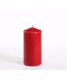 Stompkaars rood 5 cm doorsnede