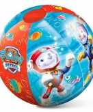 Strandballen van paw patrol 50 cm