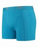 Stretch boxershort fel blauw voor heren