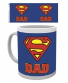 Superman dad drinkbeker 285 ml