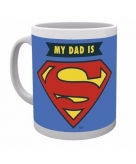 Superman dad drinkbeker 325 ml