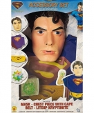 Superman outfit voor kinderen