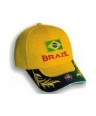 Supporters petje brazilie