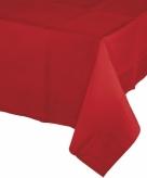 Tafelkleden in het rood 274 x 137 cm