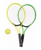 Tennisrackets setje voor kinderen 10087235