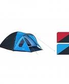 Tent blauw zwart 2 persoons