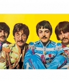 The beatles maxi poster lonely hearts 61 x 91 cm