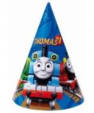 Thomas de trein feest puntmutsen